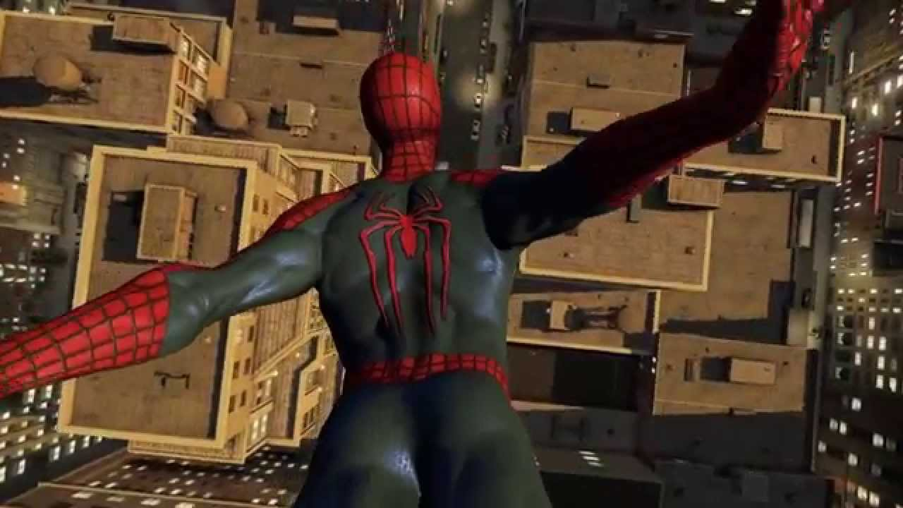 the amazing spider man 2 ps3 review