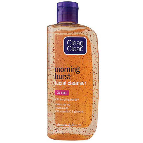 clean and clear morning burst lemon review