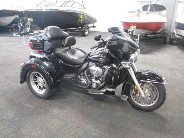 2010 harley tri glide review