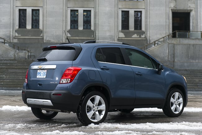 2014 chevy trax review edmunds