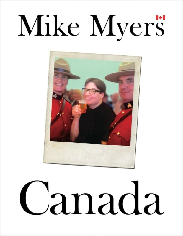 mike myers canada book review