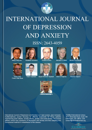 peer reviewed journal articles on depression