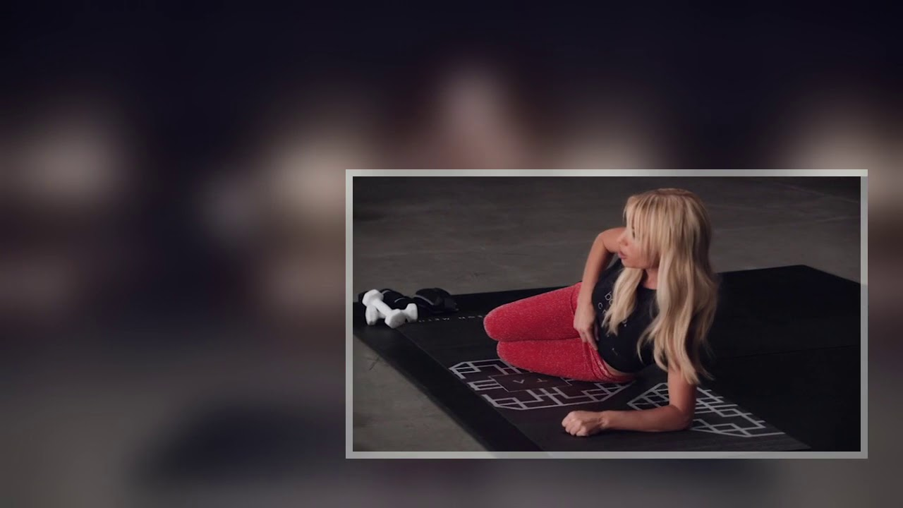 tracy anderson mat workout review