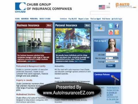 chubb group of insurance companies reviews