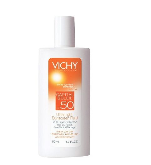 vichy sunscreen spf 30 review