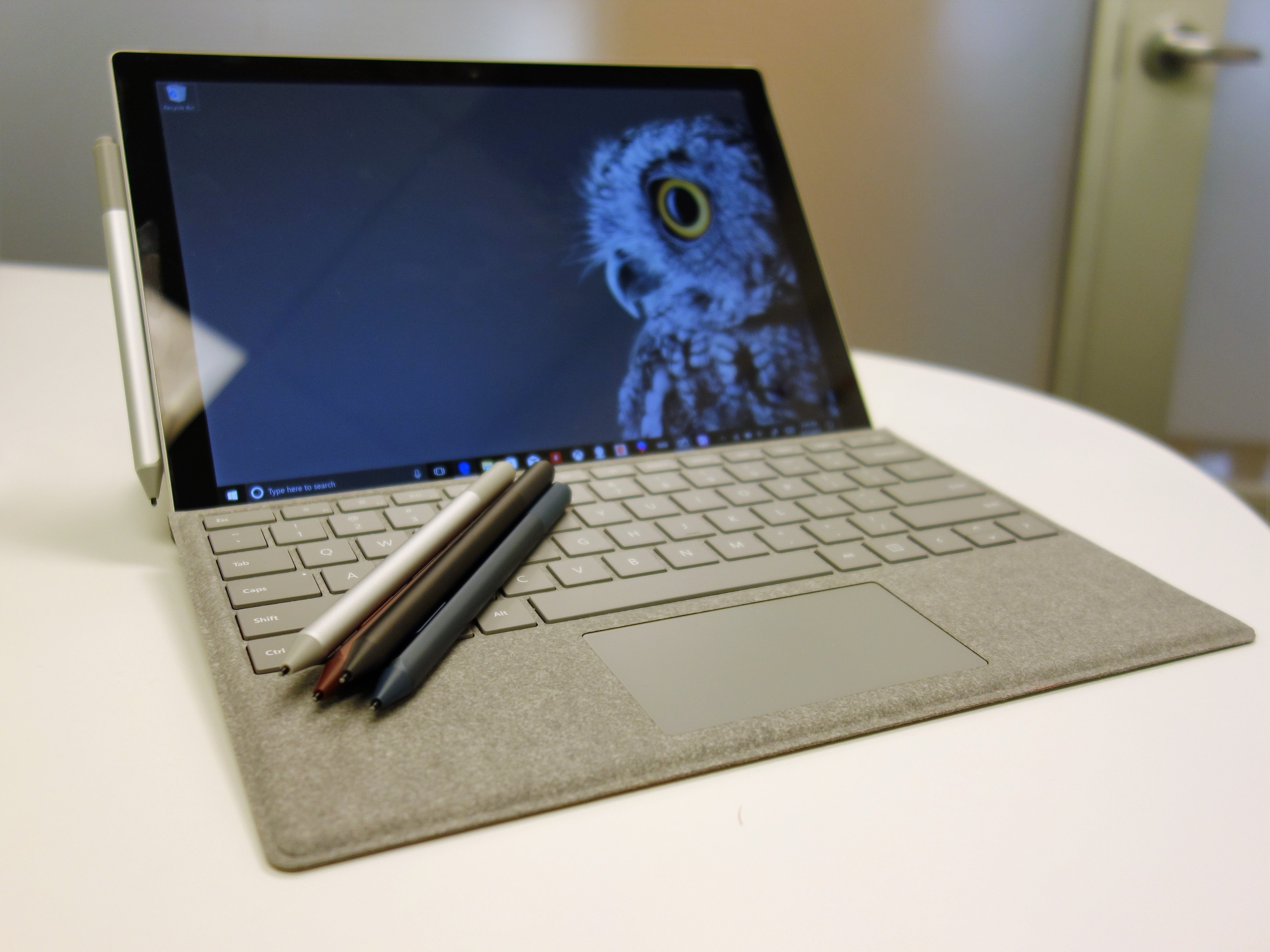 surface pro 2017 i5 review