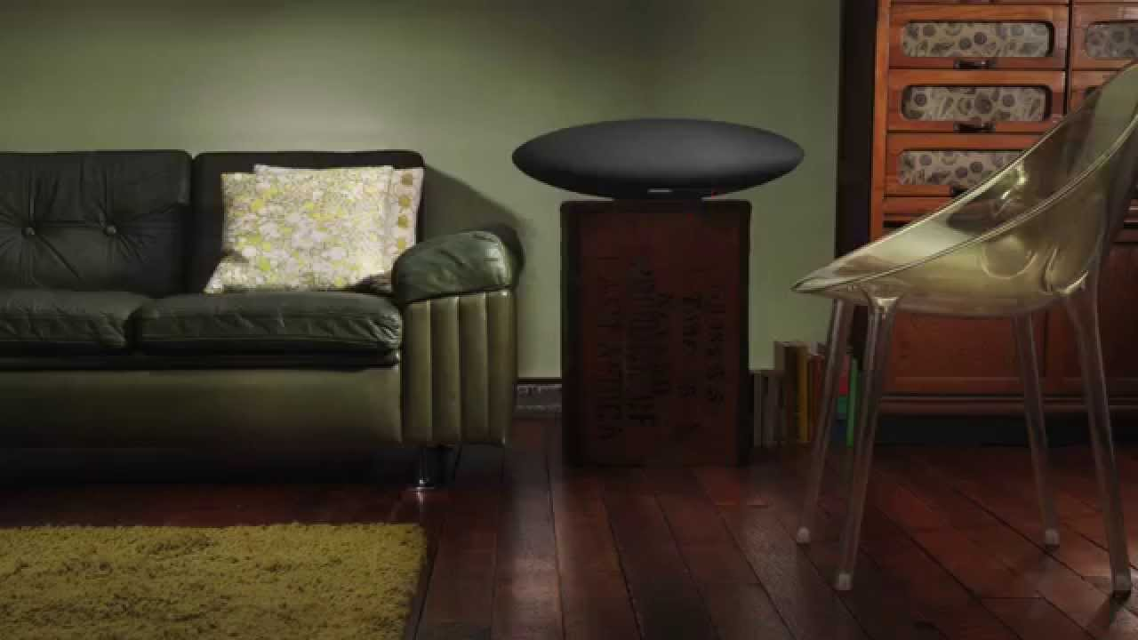 bowers & wilkins zeppelin wireless music system review