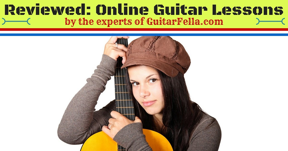 online bass guitar lessons review