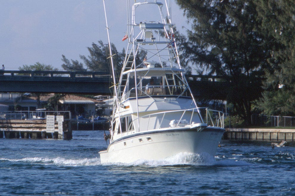 fort lauderdale fishing charters reviews