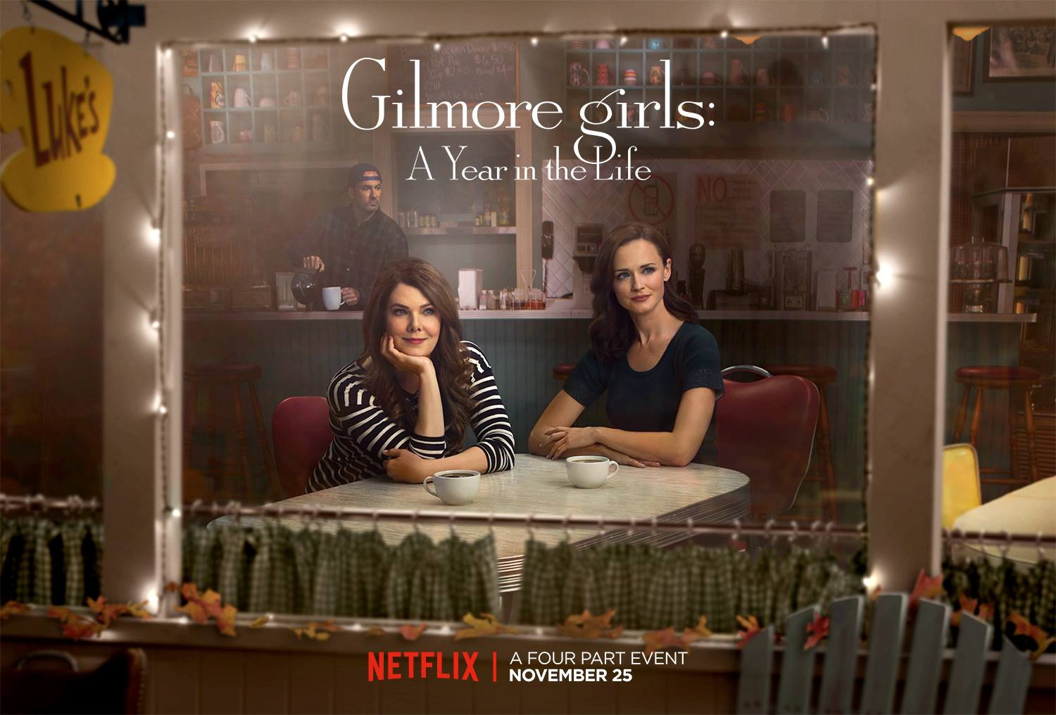 gilmore girls a year in the life review