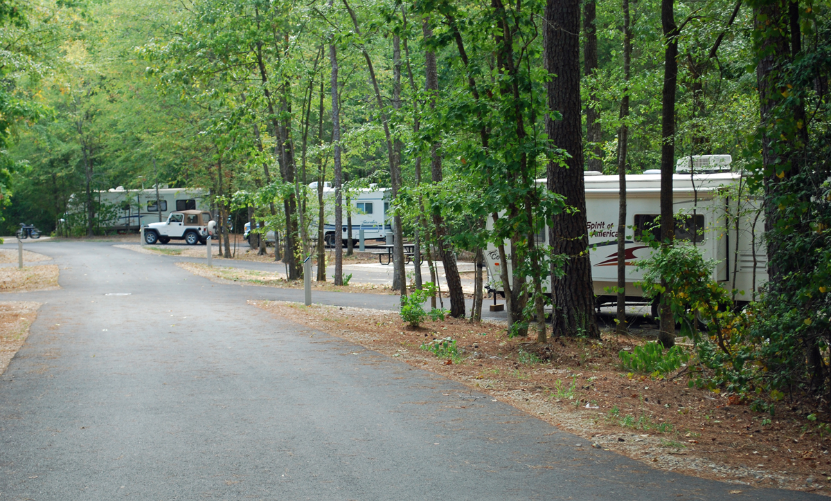 crater of diamonds state park camping reviews