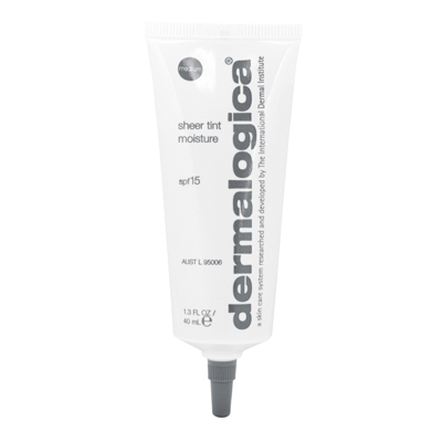 dermalogica sheer tint redness relief review