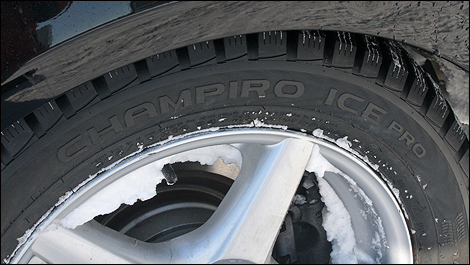 gt radial champiro icepro studded review
