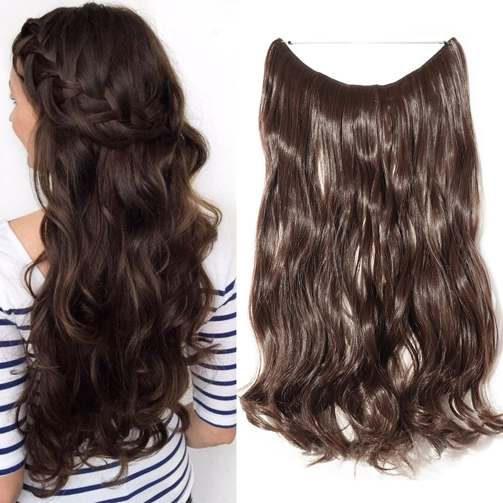 halo hair extensions reviews wire