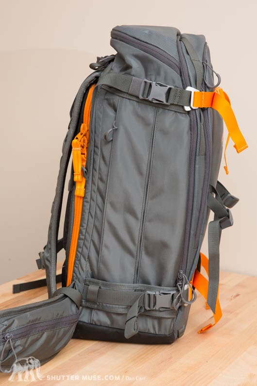 lowepro whistler bp 450 aw backpack review