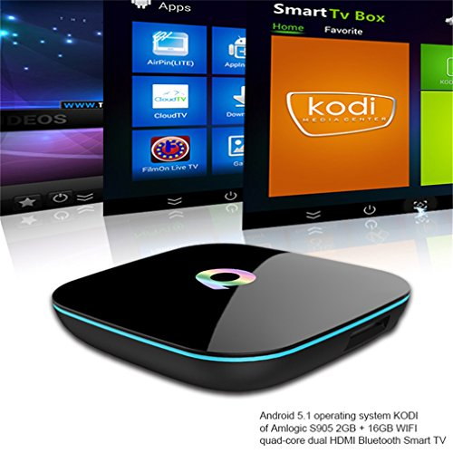 q box android tv box review