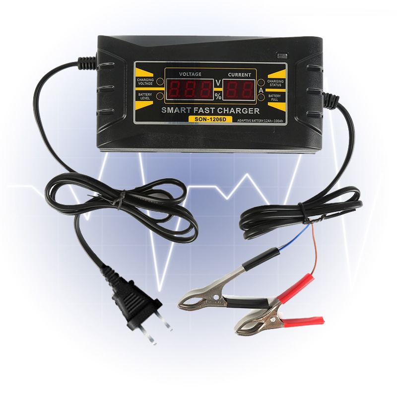 smart car battery charger reviews