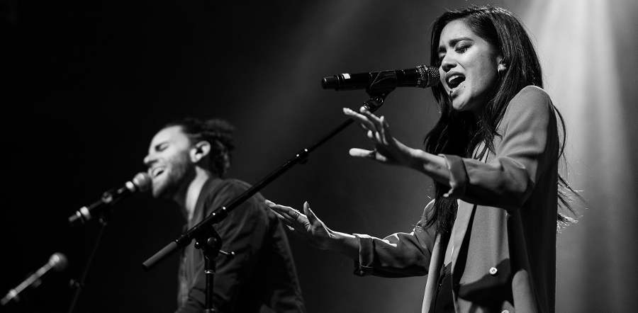 us the duo concert review